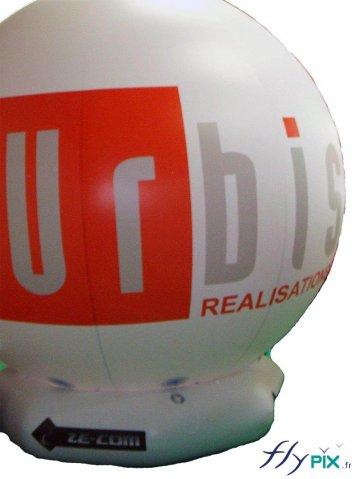 ballon-gonflable-structure-sur-mesure-pvc-avec-logo-publicitaire-imprime